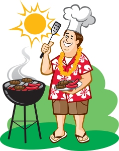 Grilling-out