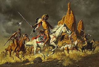 walker-creek-navajo-ponies-for-comanche-warriors-by-frank-mccarthy2-2
